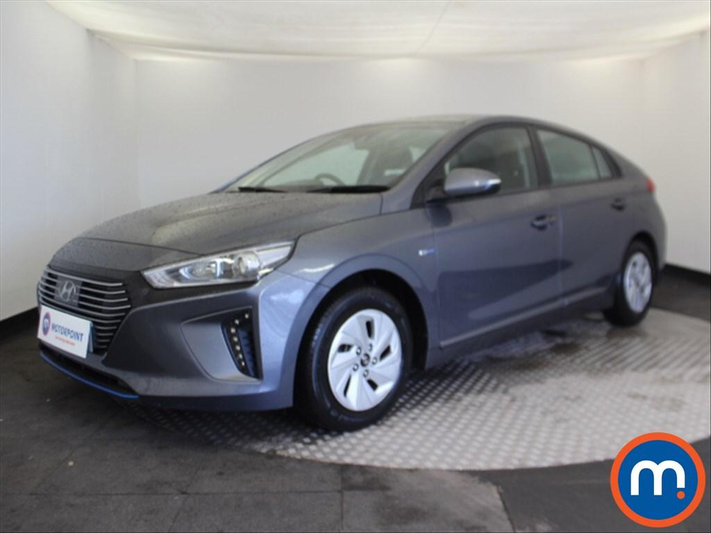 Hyundai Ioniq SE - Stock Number 1080107 Passenger side front corner