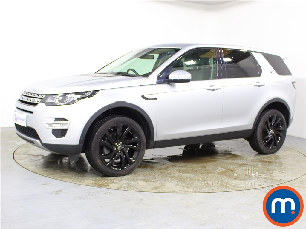 Land Rover Discovery Sport HSE Luxury - Stock Number 1090854 Passenger side front corner