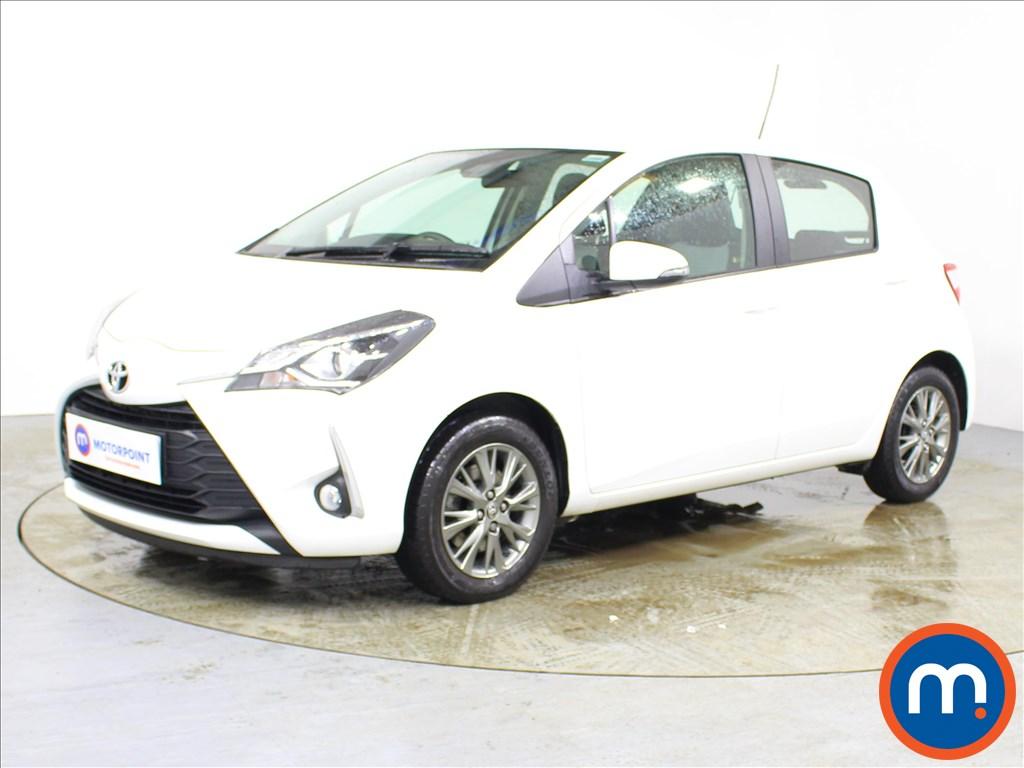 Toyota Yaris Icon - Stock Number 1088984 Passenger side front corner