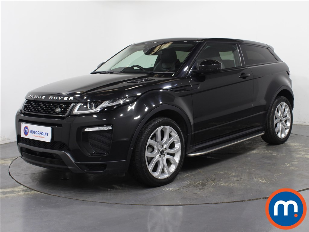 Land Rover Range Rover Evoque HSE Dynamic Lux - Stock Number 1091259 Passenger side front corner