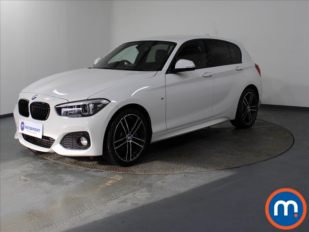BMW 1 Series M Sport Shadow Edition - Stock Number 1089954 Passenger side front corner