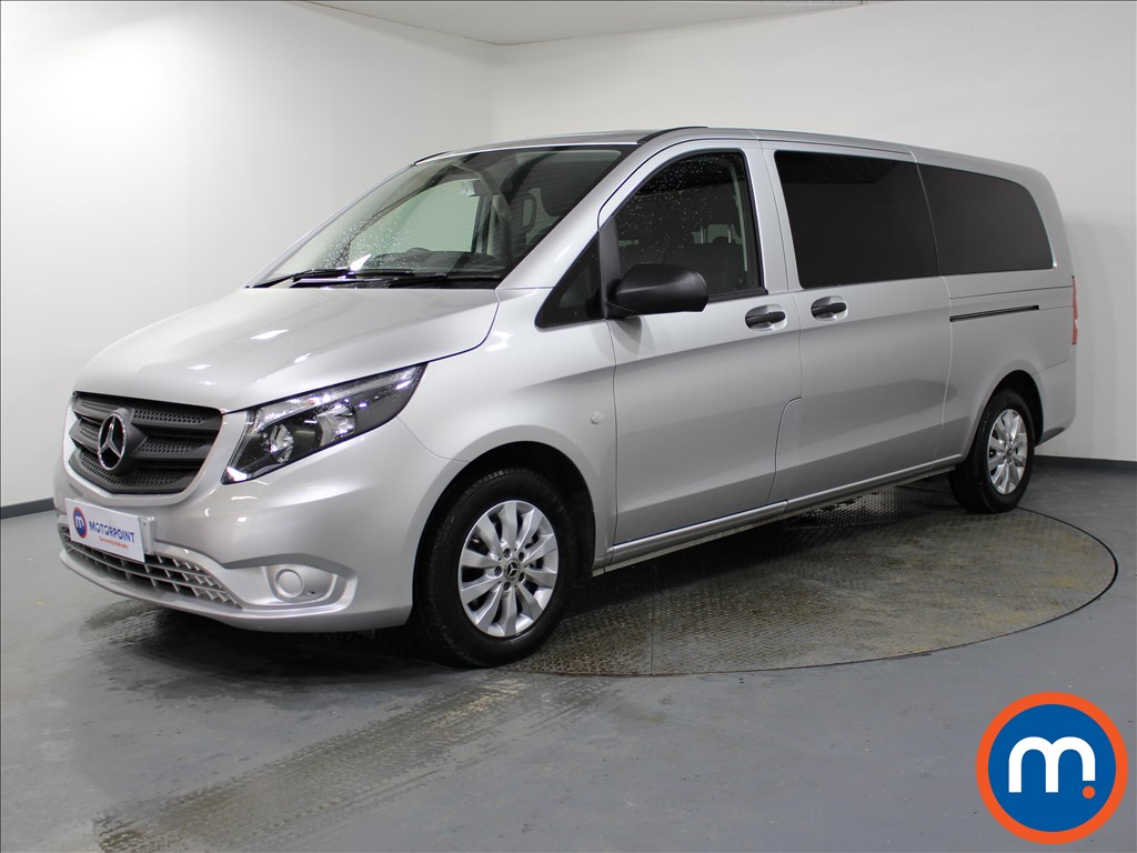 Mercedes-Benz Vito 114 CDI Select 8-Seater 7G-Tronic - Stock Number 1087722 Passenger side front corner