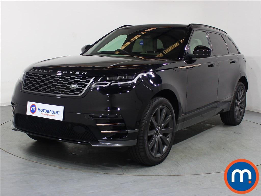 Land Rover Range Rover Velar R-Dynamic HSE - Stock Number 1086208 Passenger side front corner