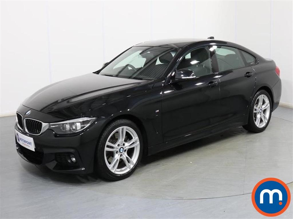 BMW 4 Series M Sport - Stock Number 1091586 Passenger side front corner