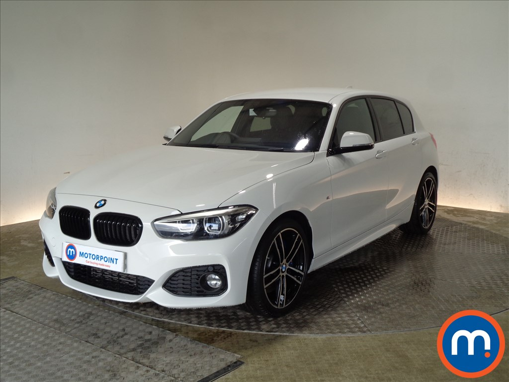 BMW 1 Series M Sport Shadow Edition - Stock Number 1089167 Passenger side front corner