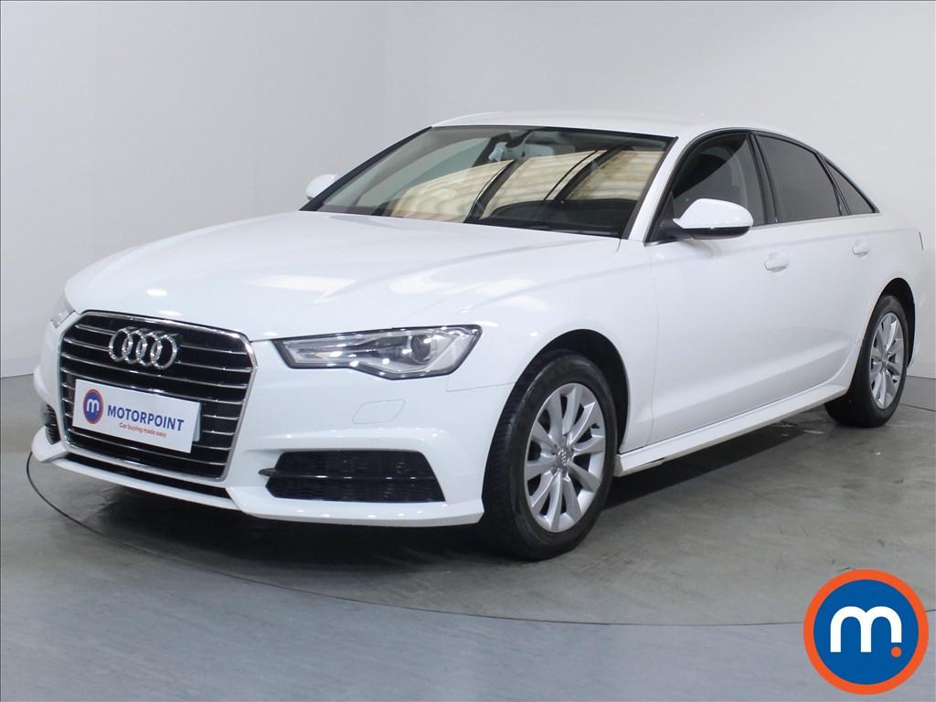 Audi A6 SE Executive - Stock Number 1088209 Passenger side front corner