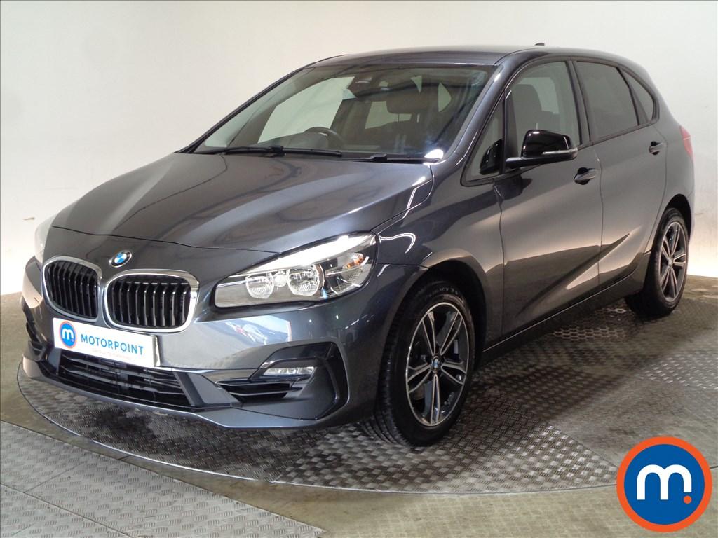 BMW 2 Series Sport - Stock Number 1091388 Passenger side front corner