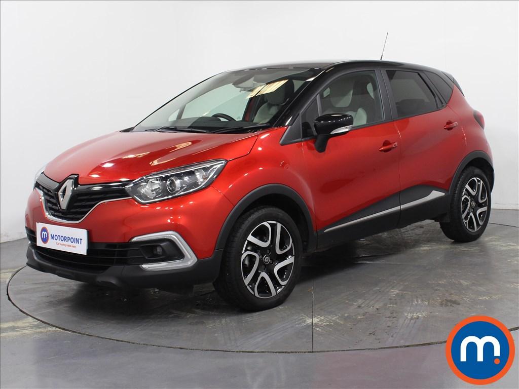 Renault Captur Iconic - Stock Number 1088965 Passenger side front corner