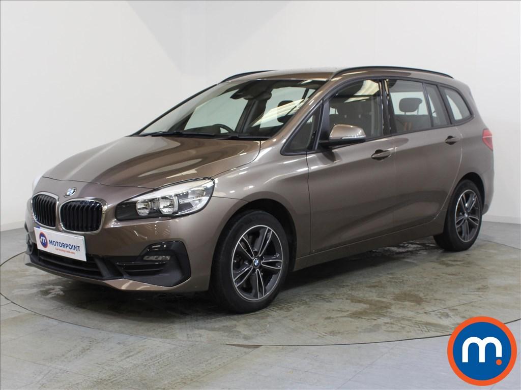 BMW 2 Series Sport - Stock Number 1092946 Passenger side front corner