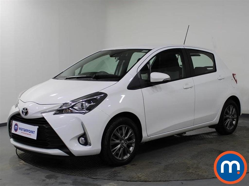 Toyota Yaris Icon - Stock Number 1090840 Passenger side front corner