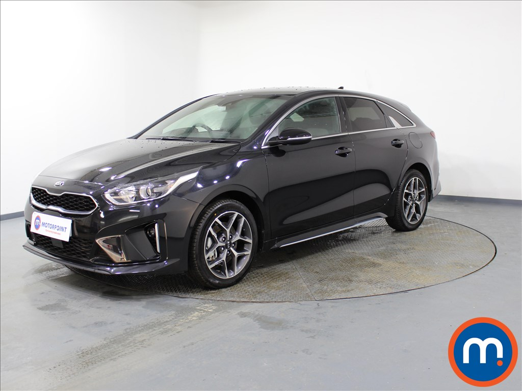KIA Pro Ceed GT-Line - Stock Number 1085038 Passenger side front corner