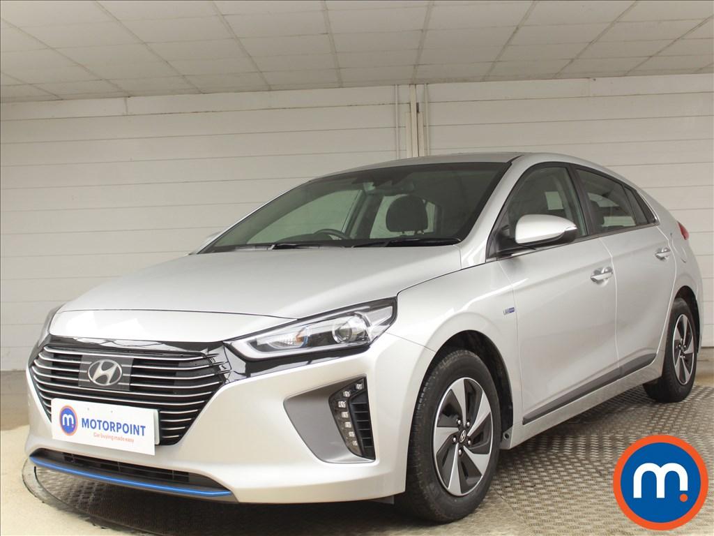 Hyundai Ioniq Premium - Stock Number 1080334 Passenger side front corner