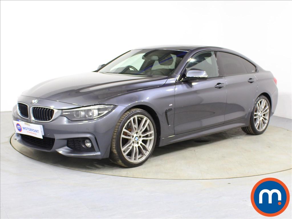 BMW 4 Series M Sport - Stock Number 1091484 Passenger side front corner