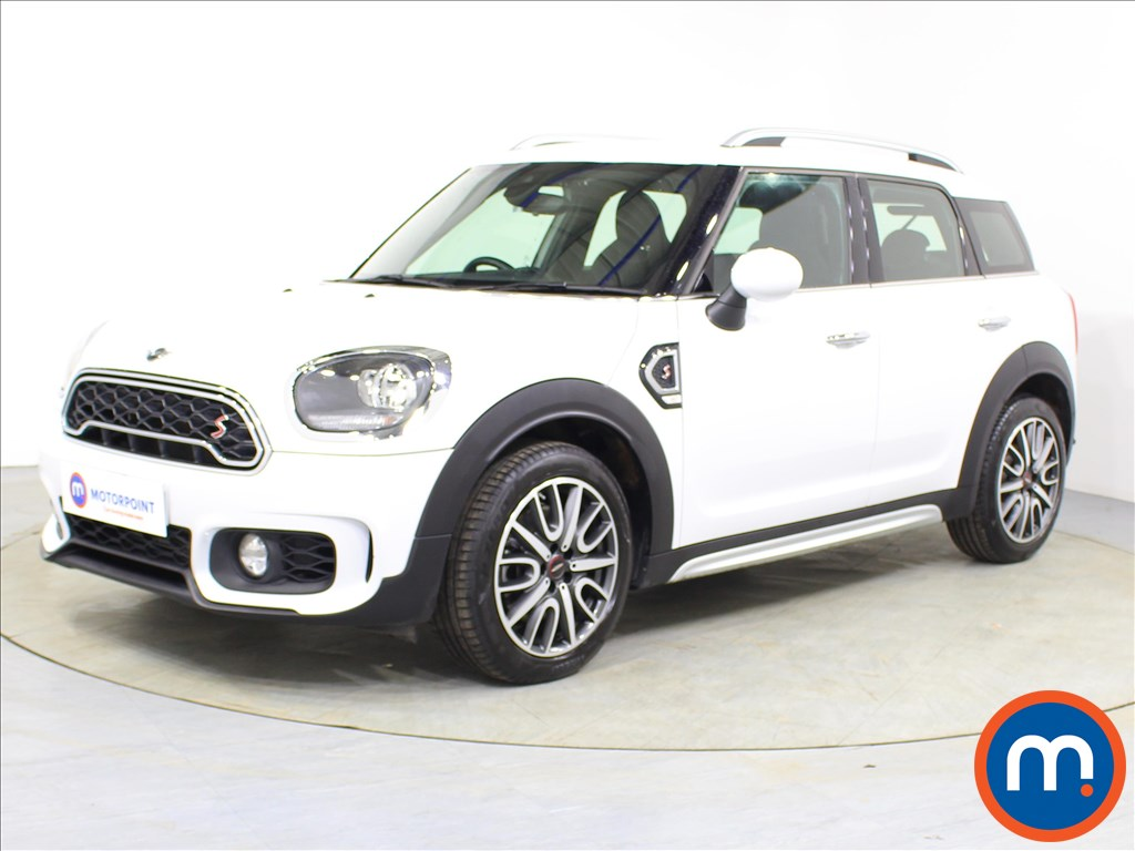 Mini Countryman Cooper S Sport - Stock Number 1087661 Passenger side front corner