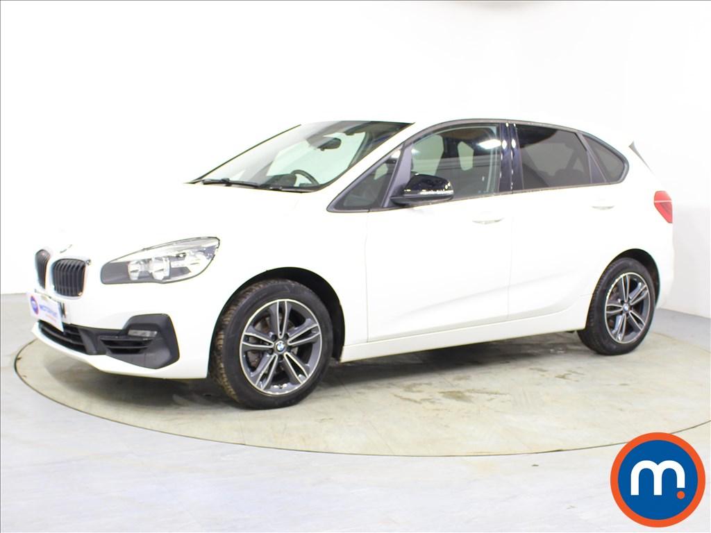 BMW 2 Series Sport - Stock Number 1089506 Passenger side front corner