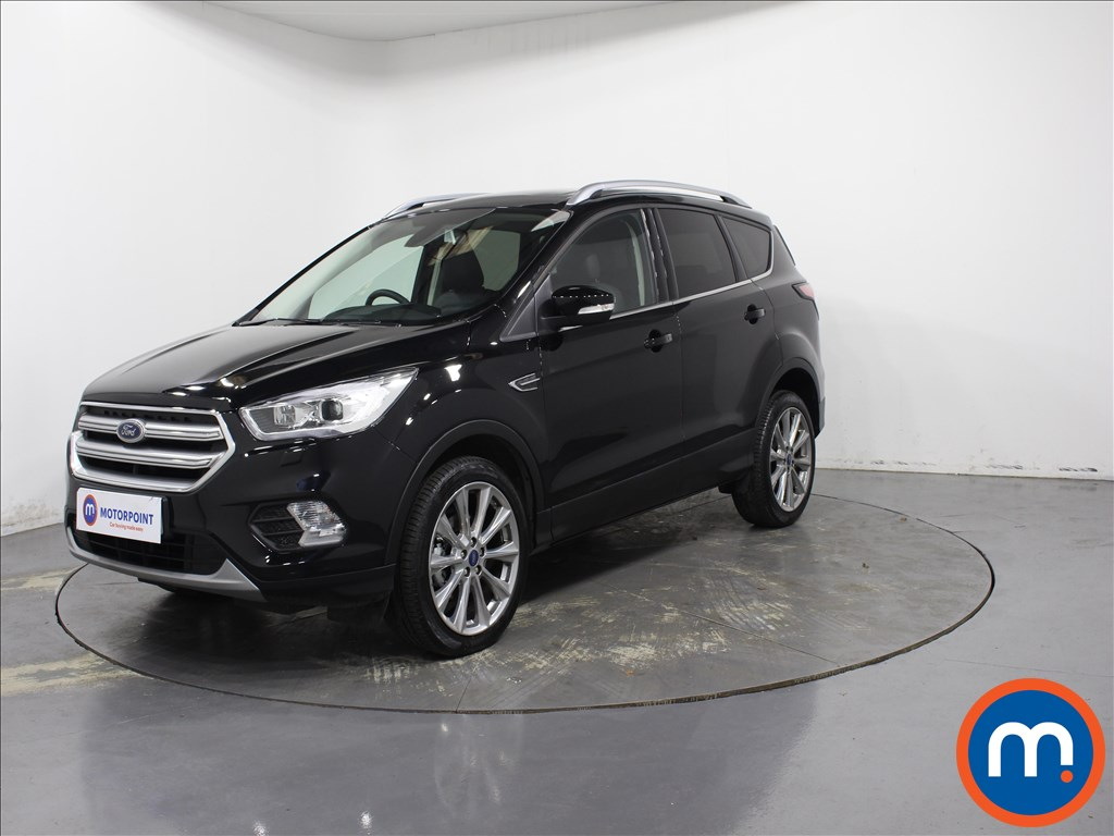 Ford Kuga Titanium X Edition - Stock Number 1089313 Passenger side front corner