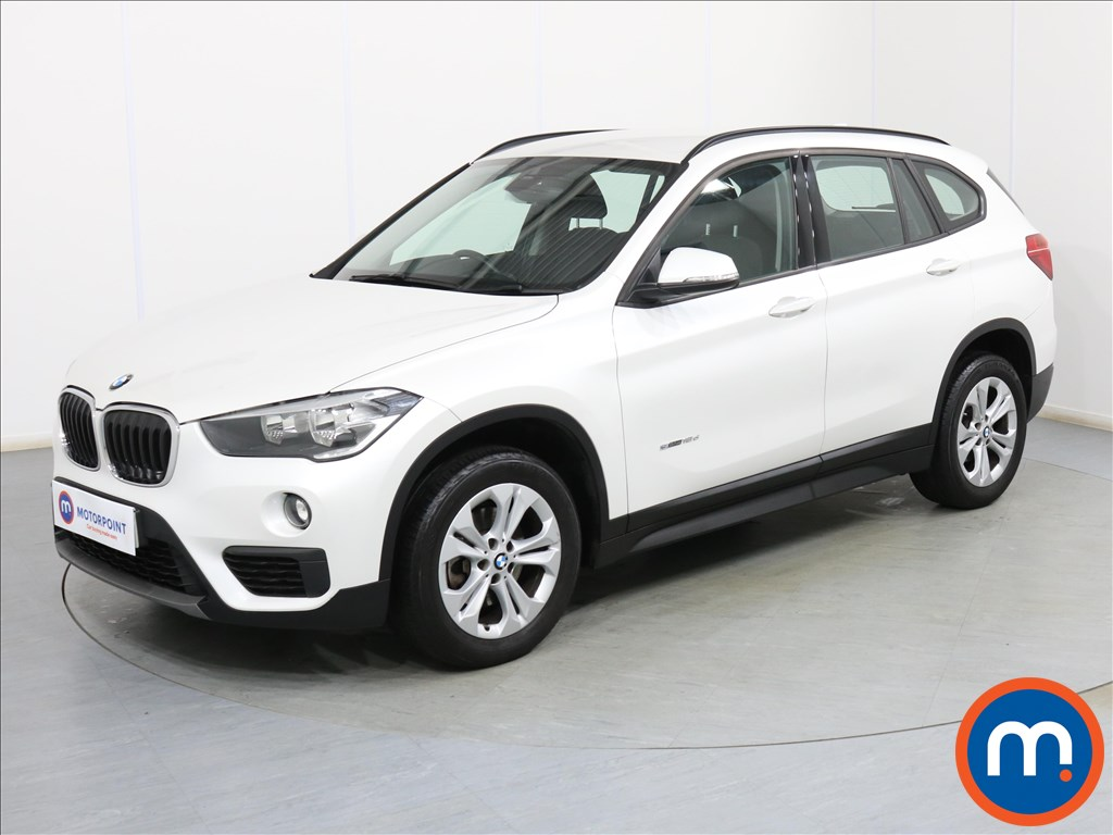 BMW X1 SE - Stock Number 1092264 Passenger side front corner
