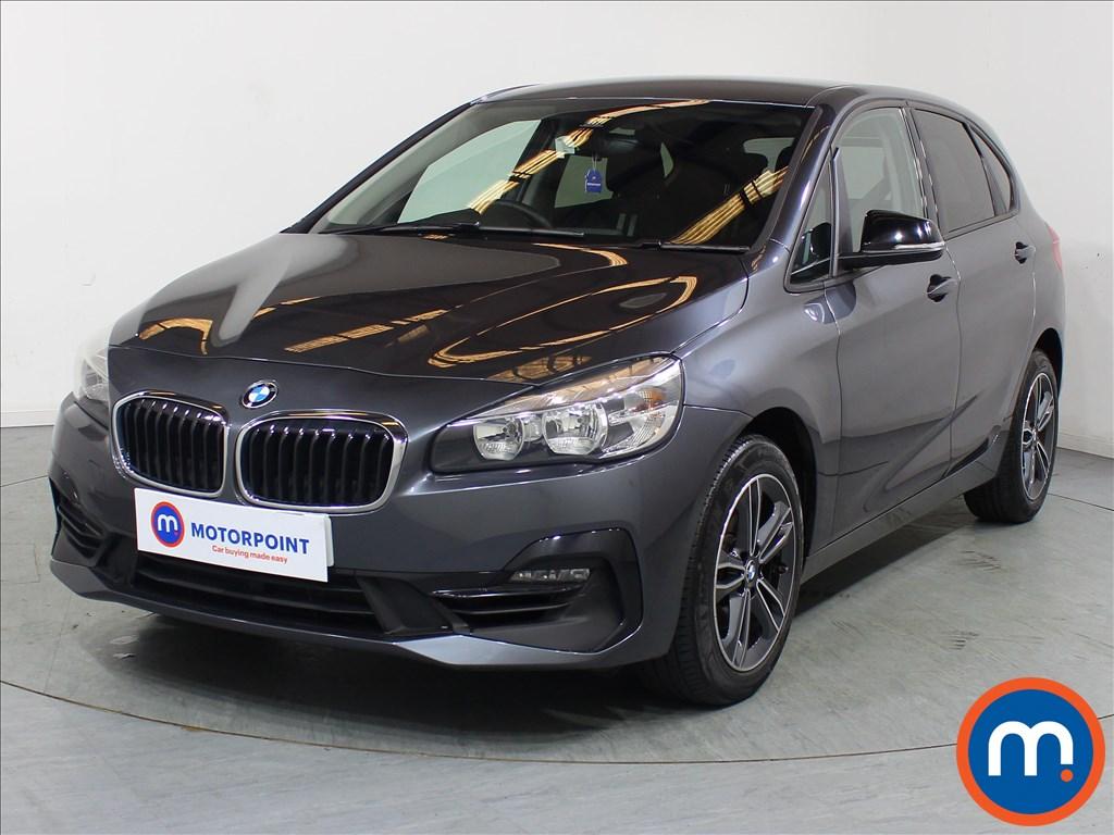 BMW 2 Series Sport - Stock Number 1091384 Passenger side front corner