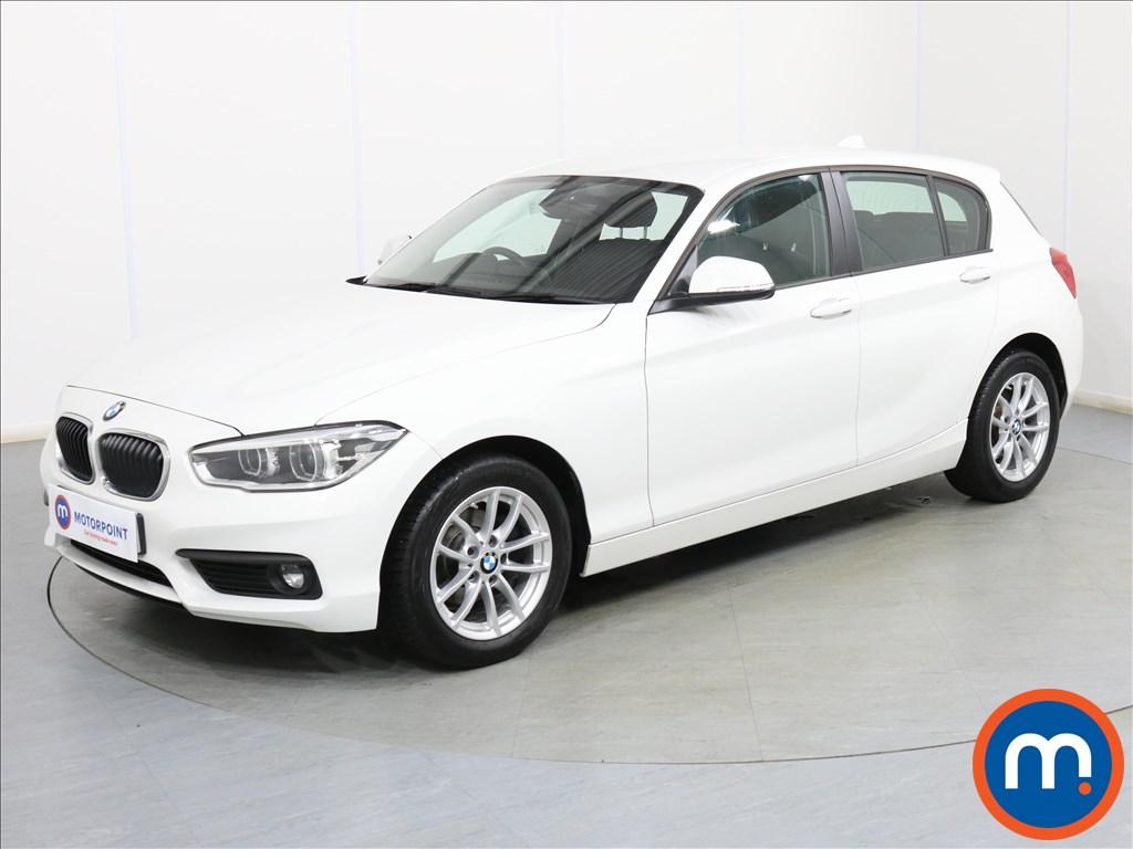 BMW 1 Series SE Business - Stock Number 1091223 Passenger side front corner