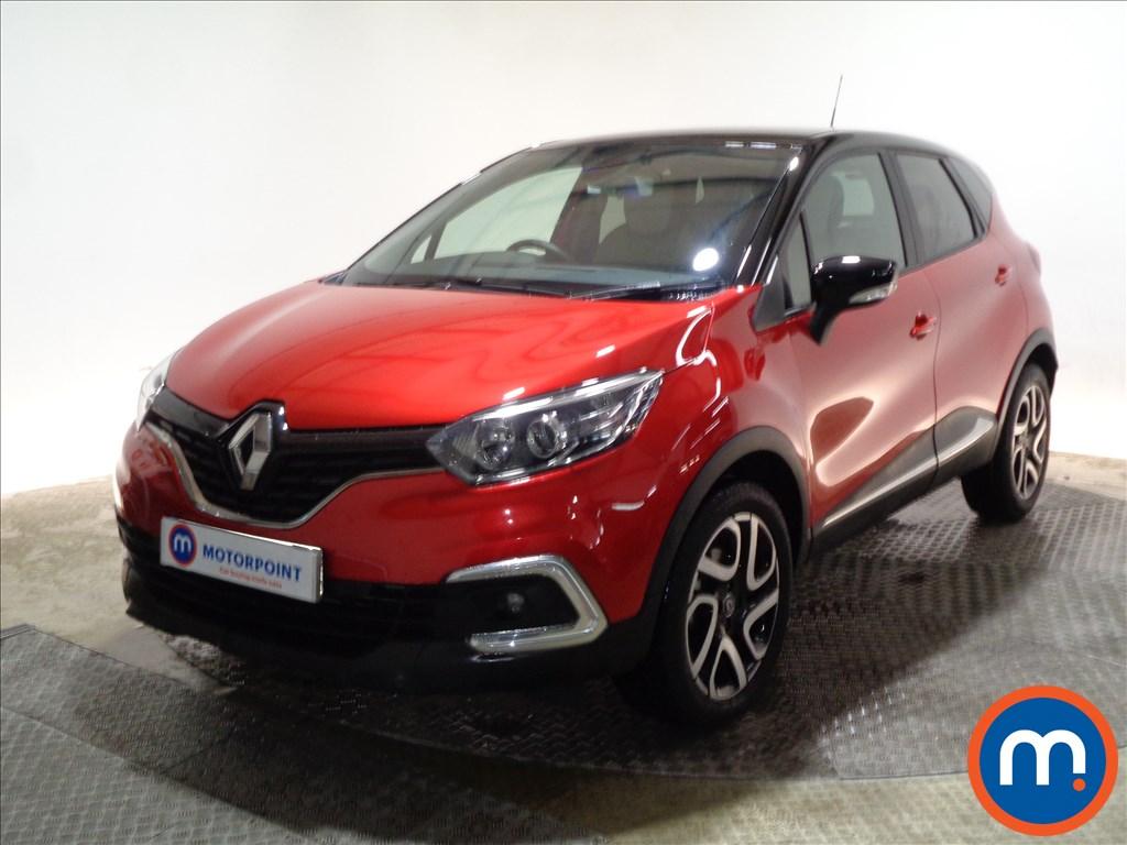 Renault Captur Iconic - Stock Number 1088955 Passenger side front corner