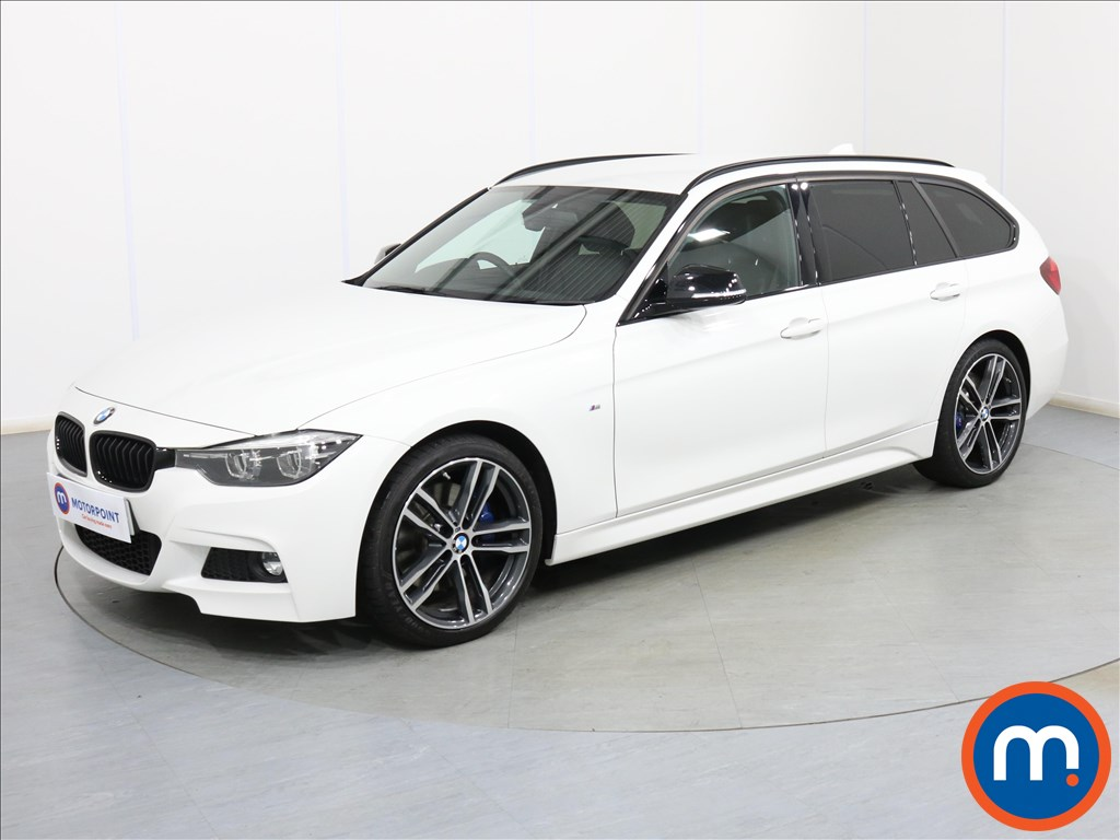 BMW 3 Series M Sport Shadow Edition - Stock Number 1090410 Passenger side front corner