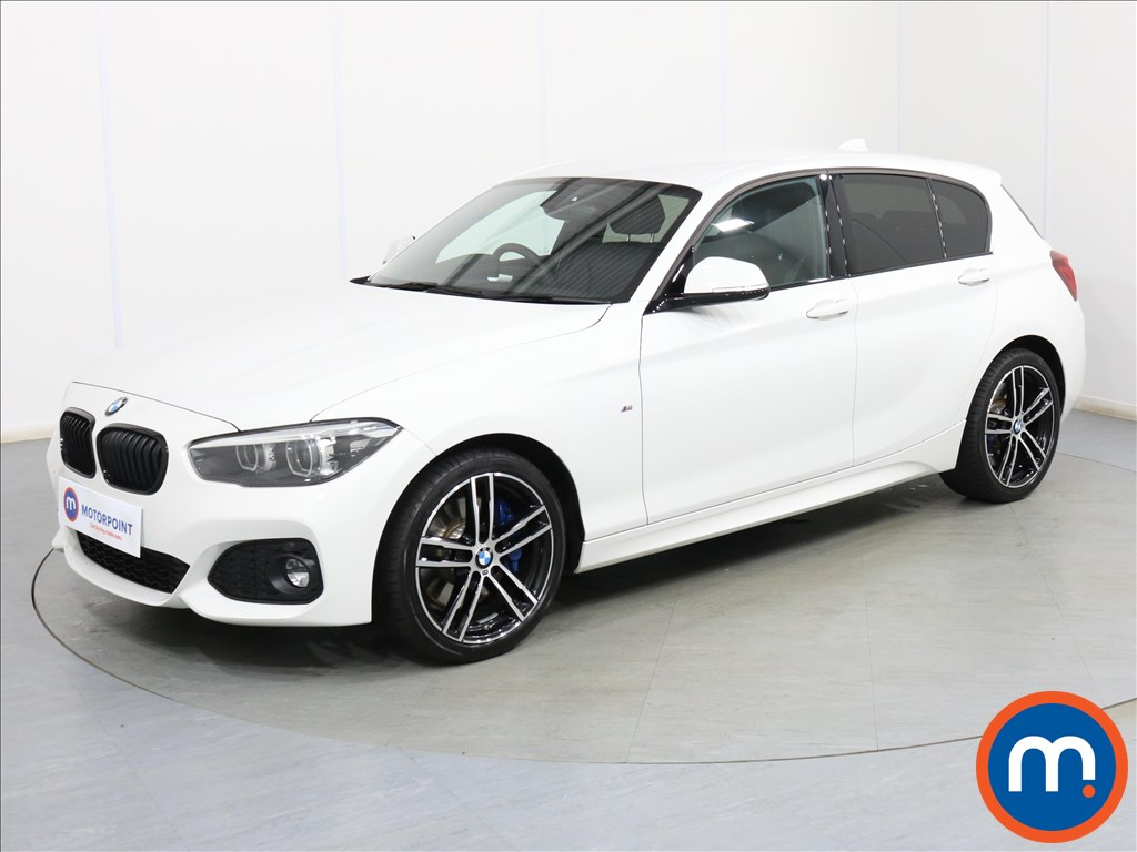 BMW 1 Series M Sport Shadow Edition - Stock Number 1090967 Passenger side front corner