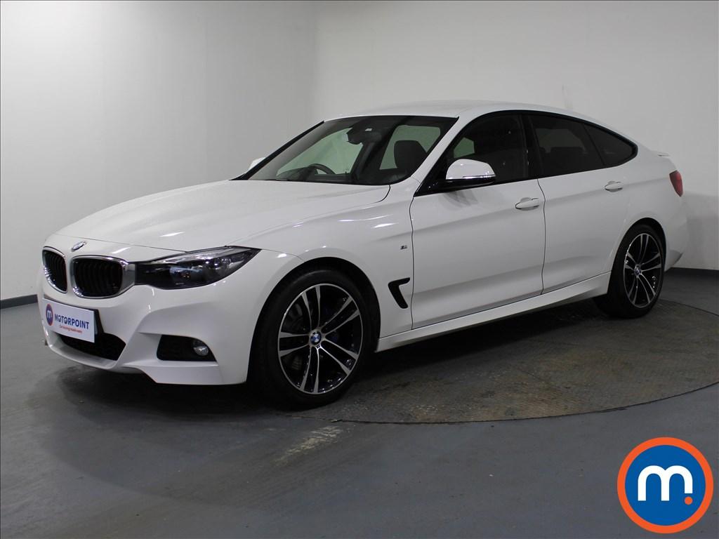 BMW 3 Series M Sport - Stock Number 1093458 Passenger side front corner