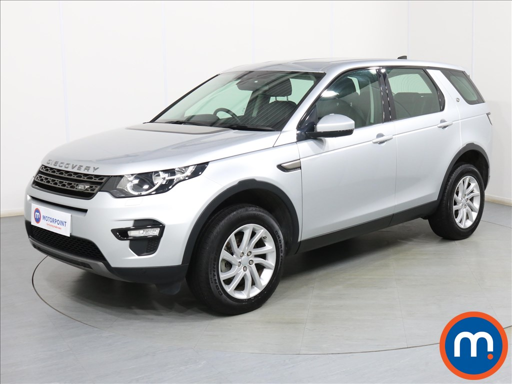 Land Rover Discovery Sport SE Tech - Stock Number 1091246 Passenger side front corner