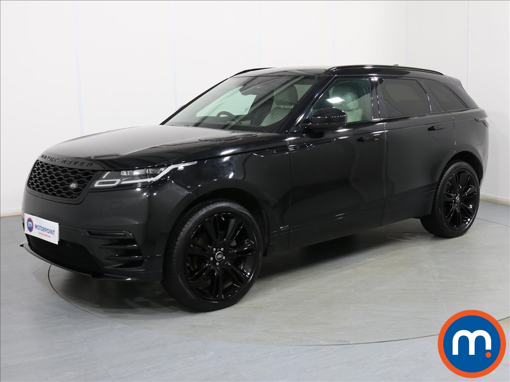 Land Rover Range Rover Velar R-Dynamic S - Stock Number 1087417 Passenger side front corner