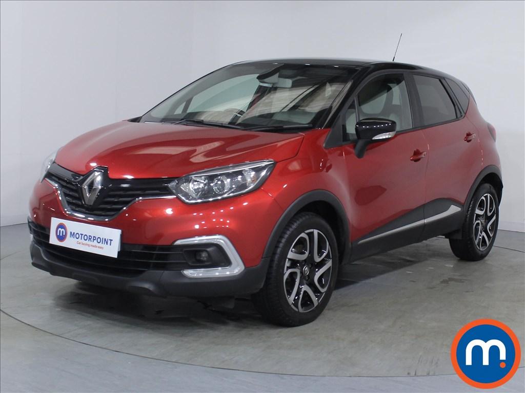 Renault Captur Iconic - Stock Number 1088957 Passenger side front corner