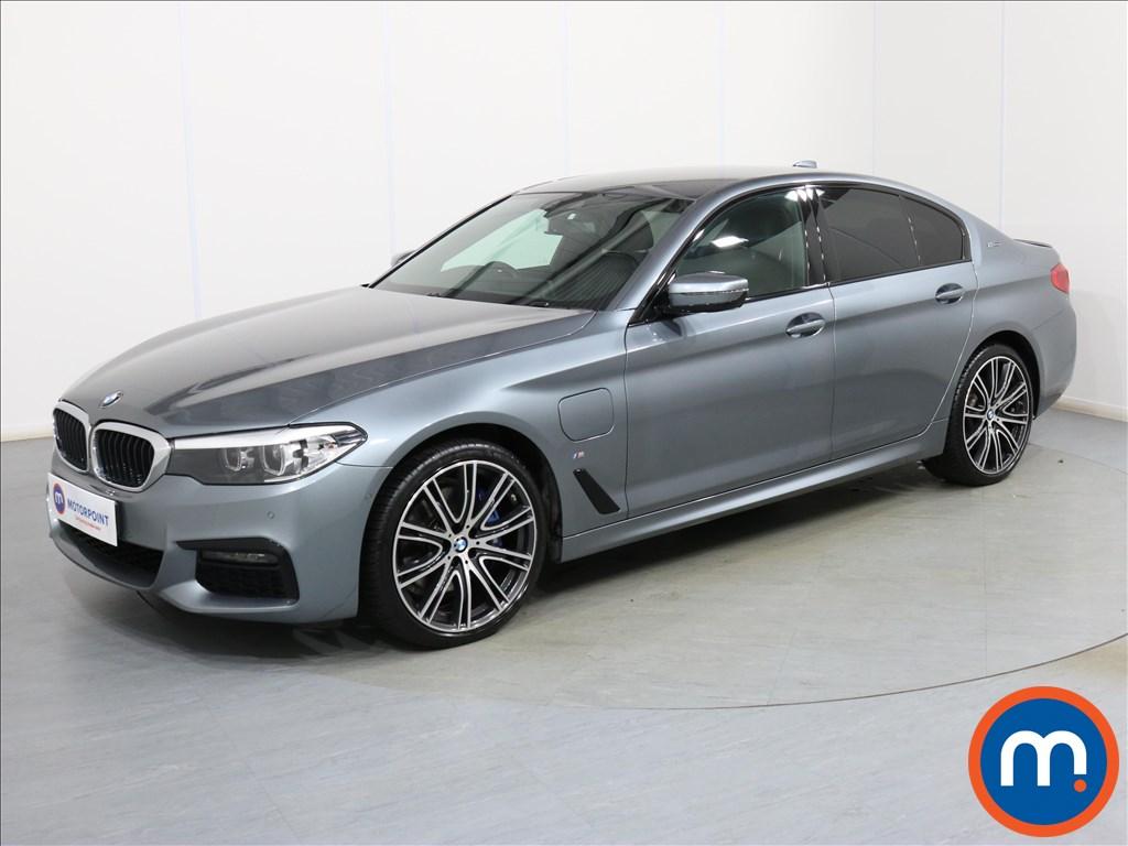 BMW 5 Series M Sport - Stock Number 1089661 Passenger side front corner