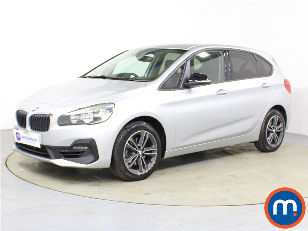 BMW 2 Series Sport - Stock Number 1091026 Passenger side front corner
