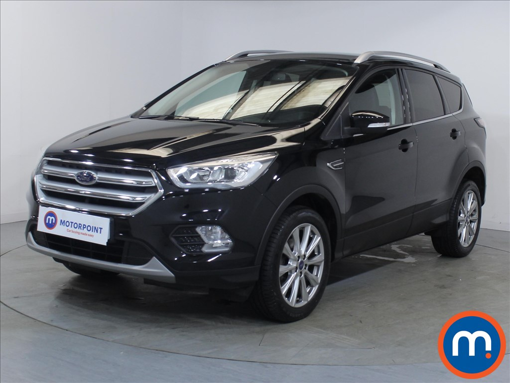 Ford Kuga Titanium Edition - Stock Number 1089299 Passenger side front corner