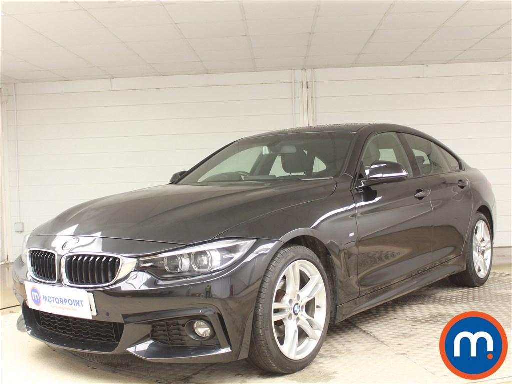 BMW 4 Series M Sport - Stock Number 1091402 Passenger side front corner