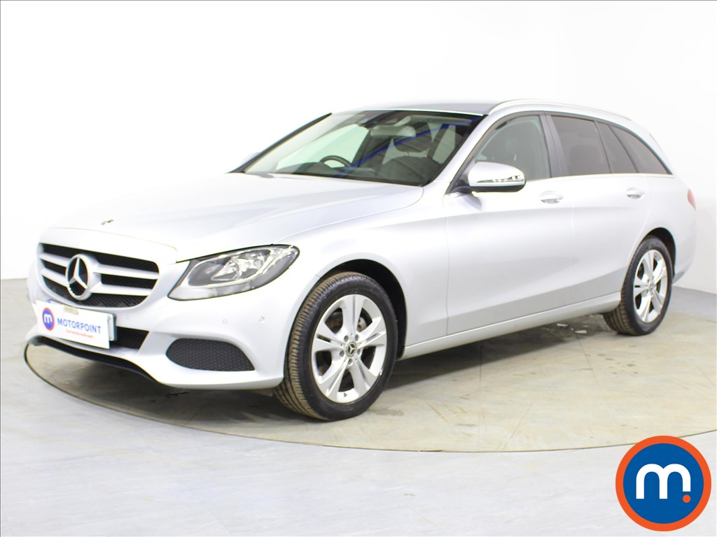 Mercedes-Benz C Class SE Executive Edition - Stock Number 1085702 Passenger side front corner