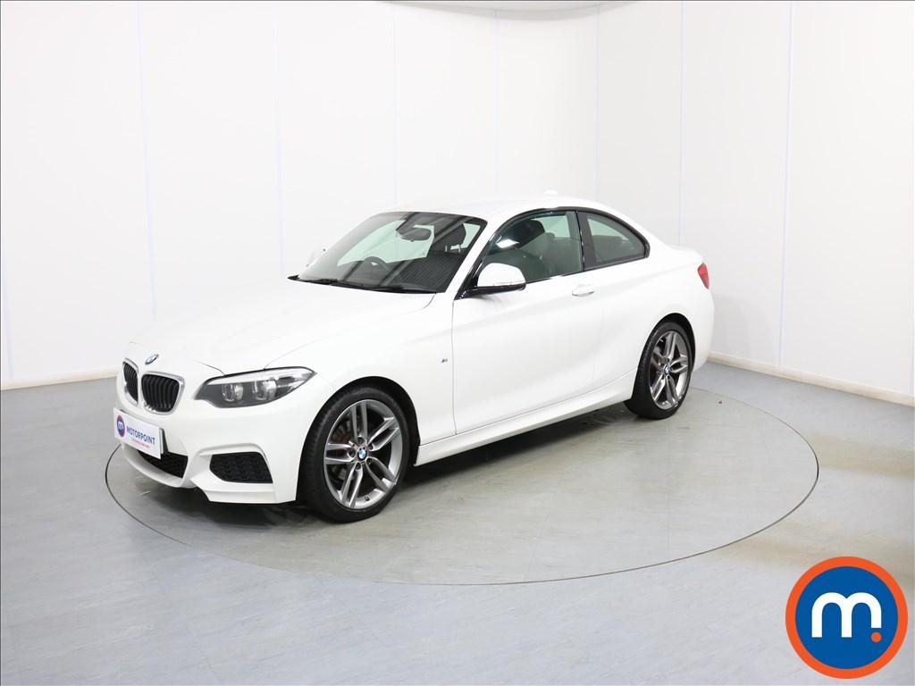 BMW 2 Series M Sport - Stock Number 1091709 Passenger side front corner