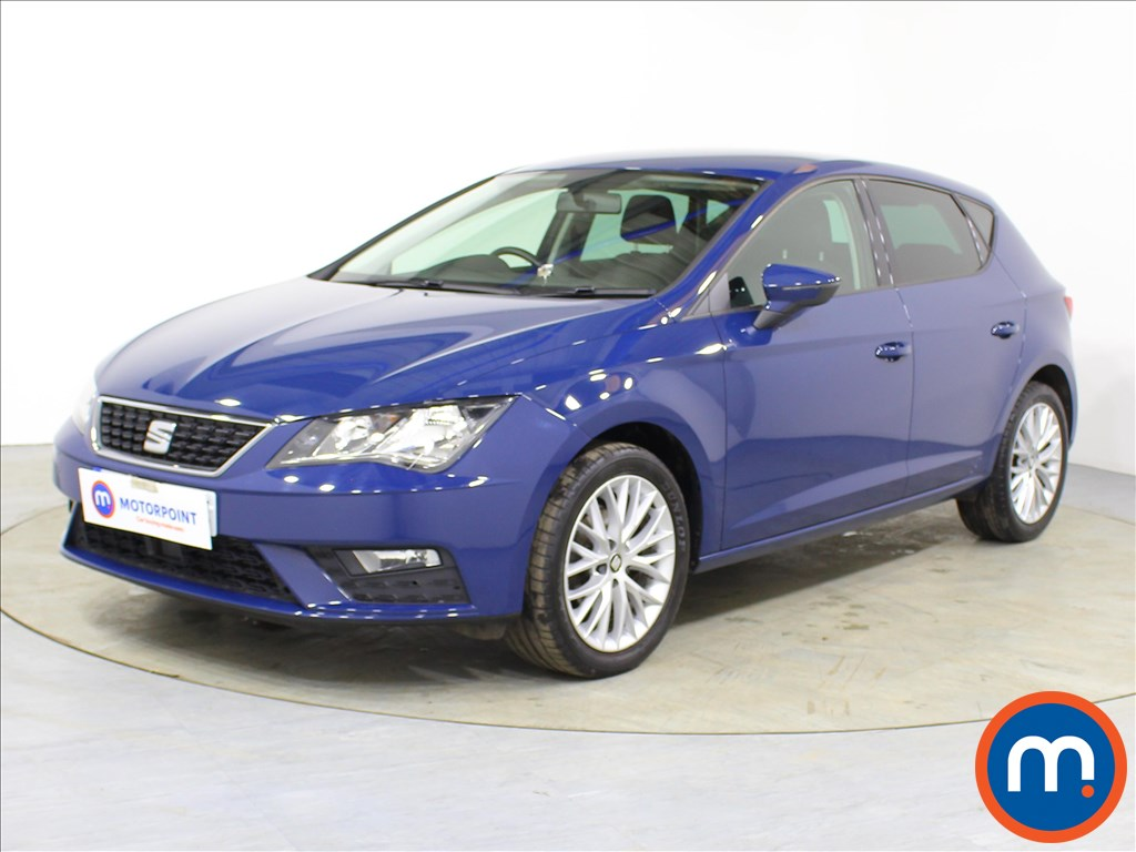 Seat Leon SE Dynamic Technology - Stock Number 1093659 Passenger side front corner