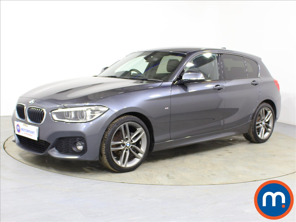 BMW 1 Series M Sport - Stock Number 1089480 Passenger side front corner