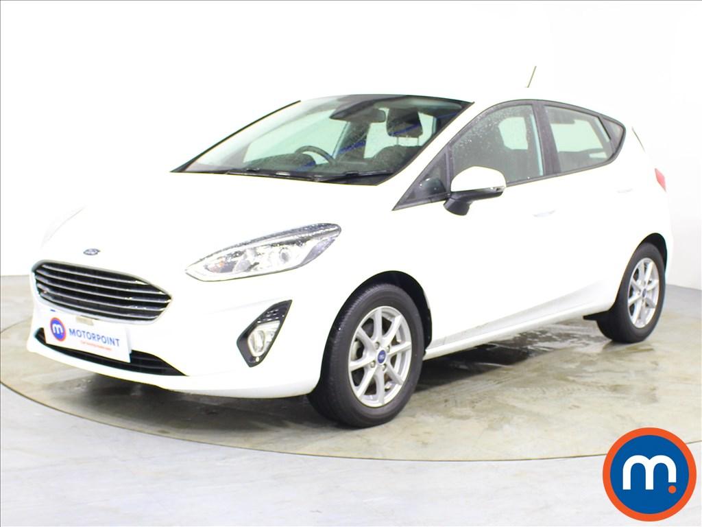 Ford Fiesta Zetec - Stock Number 1089181 Passenger side front corner