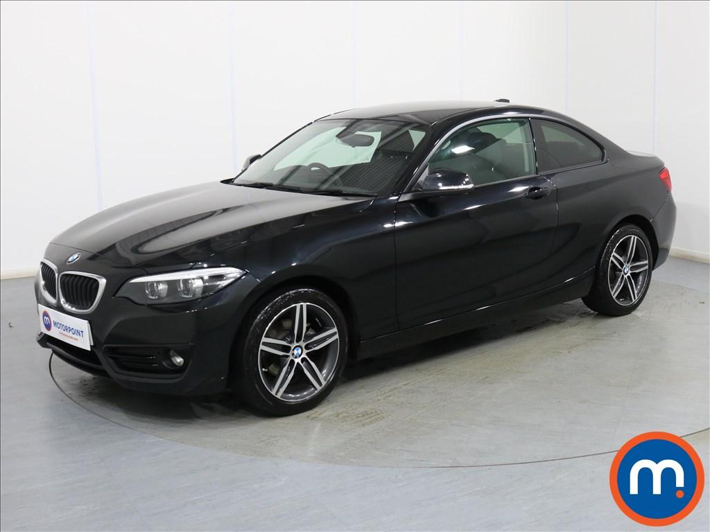 BMW 2 Series Sport - Stock Number 1089653 Passenger side front corner