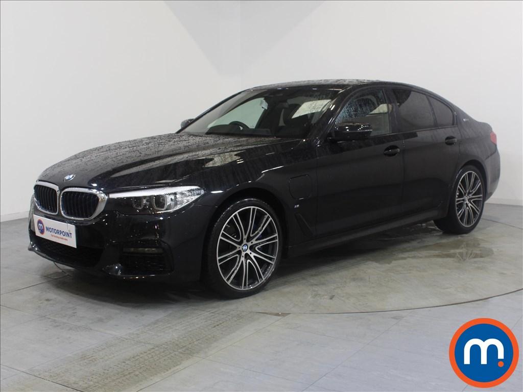 BMW 5 Series M Sport - Stock Number 1091243 Passenger side front corner