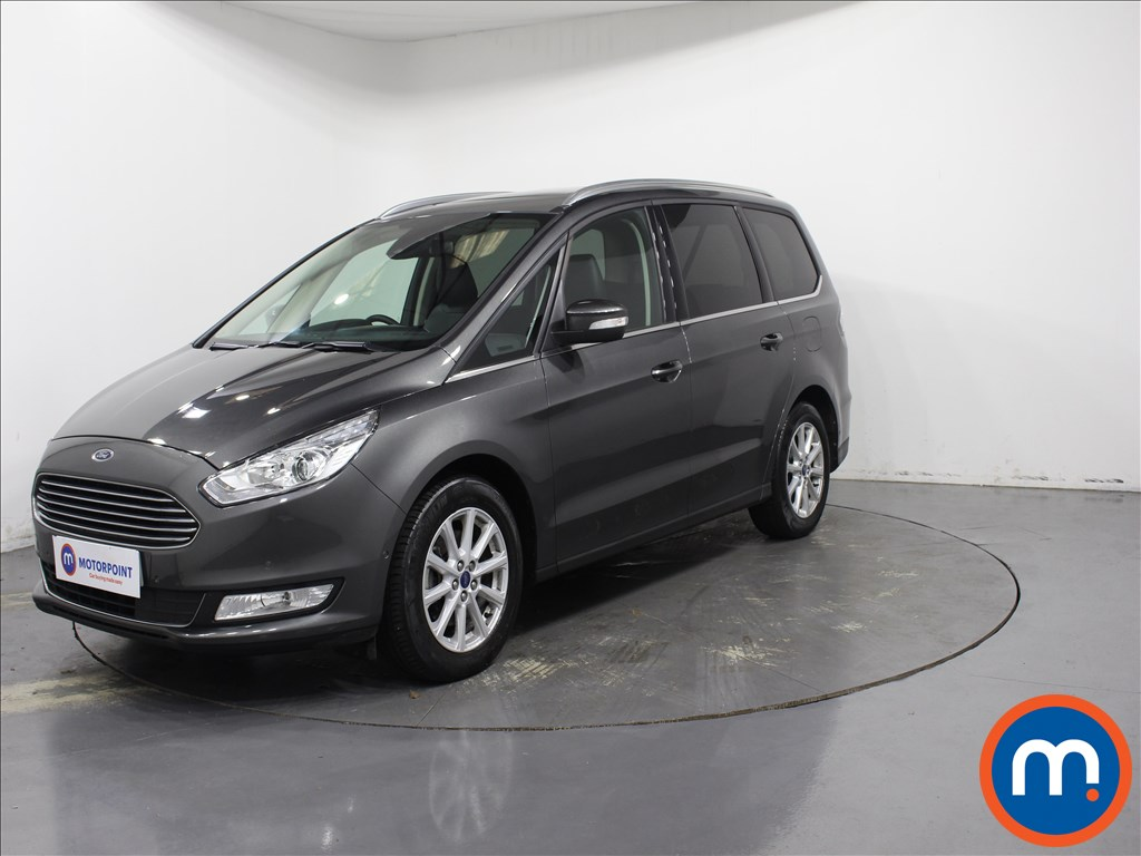 Ford Galaxy Titanium X - Stock Number 1090797 Passenger side front corner