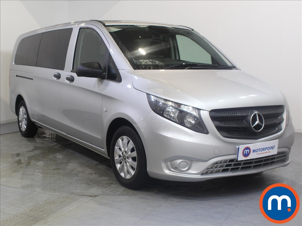Used or Nearly New Mercedes-Benz Vito 114 Cdi Select 8 ...