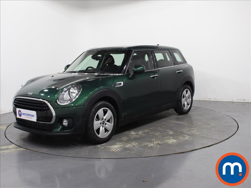 Mini Clubman Cooper - Stock Number 1091579 Passenger side front corner