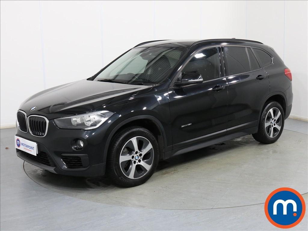 BMW X1 SE - Stock Number 1093809 Passenger side front corner