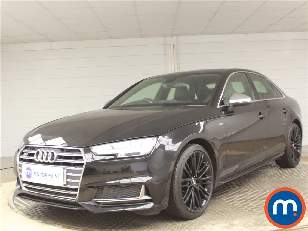 Audi A4 S4 - Stock Number 1088186 Passenger side front corner