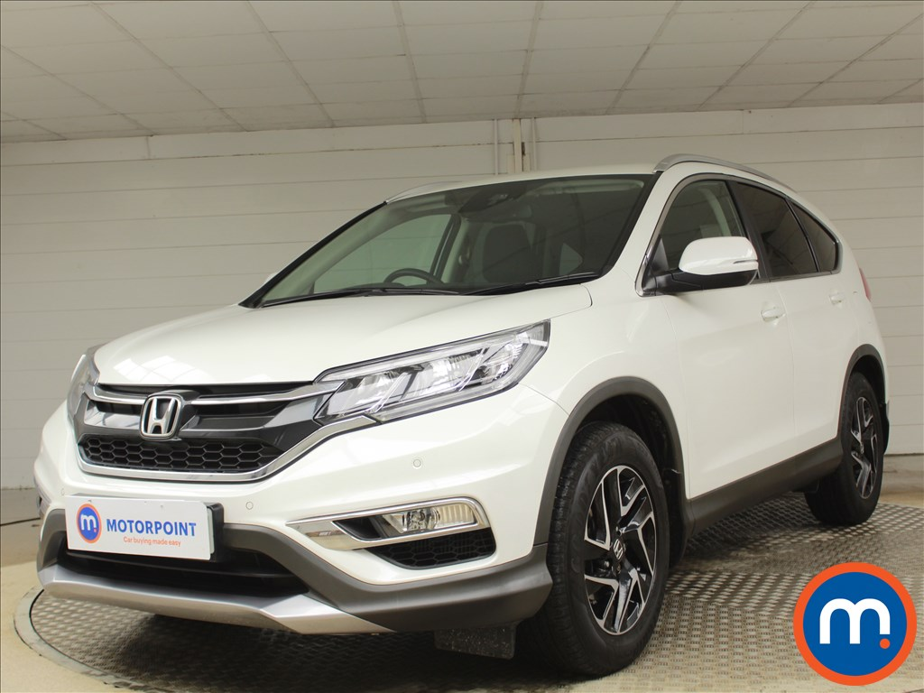 Honda Cr-V SE Plus - Stock Number 1092767 Passenger side front corner