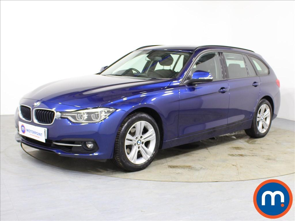BMW 3 Series Sport - Stock Number 1085777 Passenger side front corner