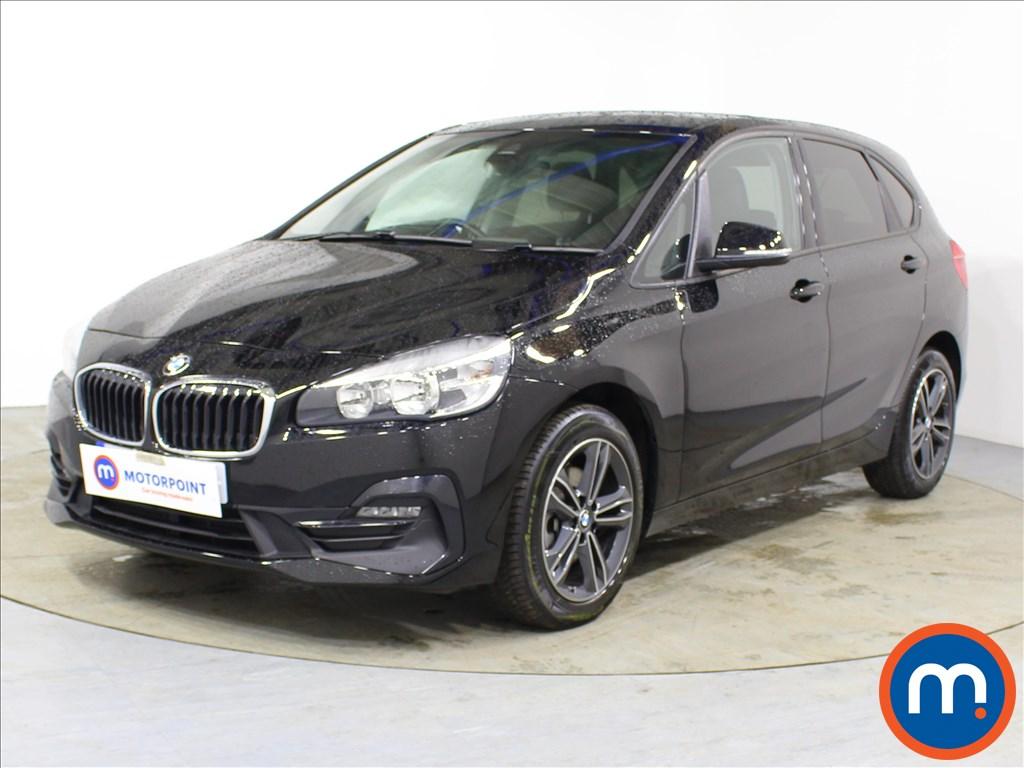 BMW 2 Series Sport - Stock Number 1088172 Passenger side front corner