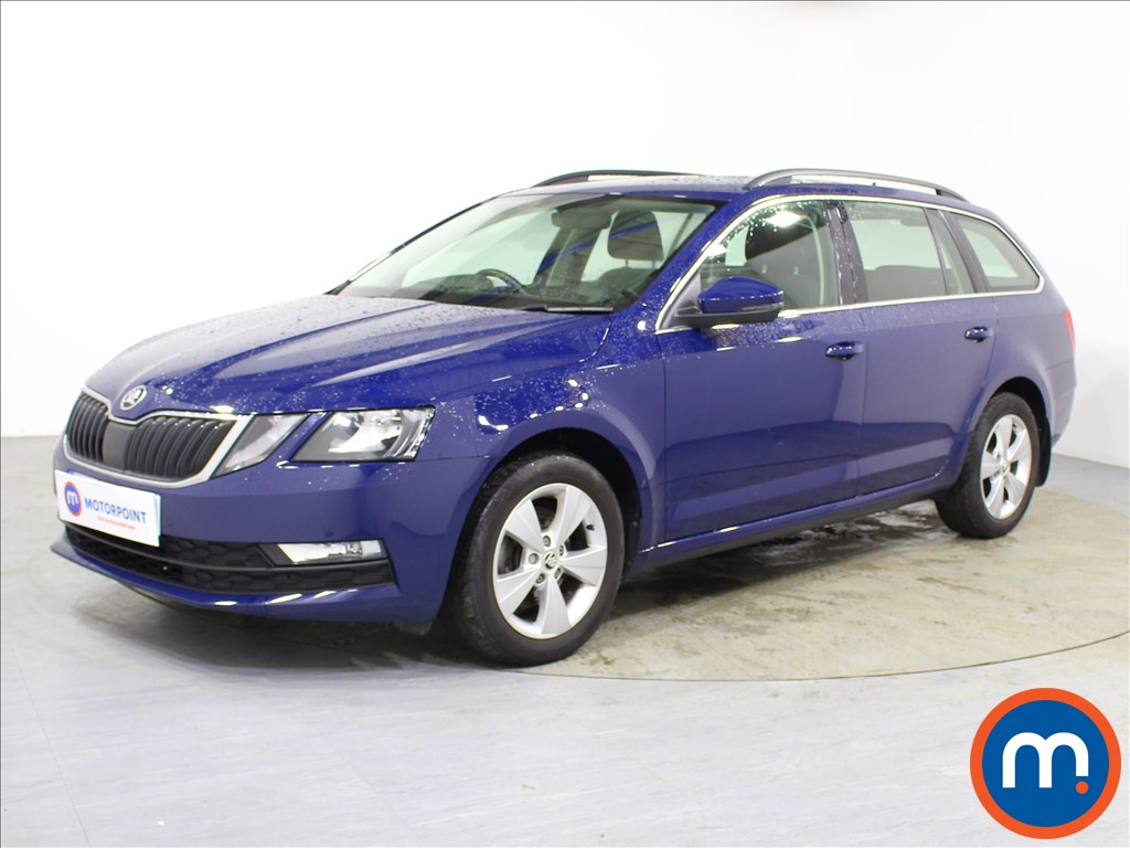 Skoda Octavia SE Technology - Stock Number 1089406 Passenger side front corner